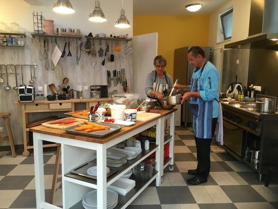 Unserer Yogahau-Küche